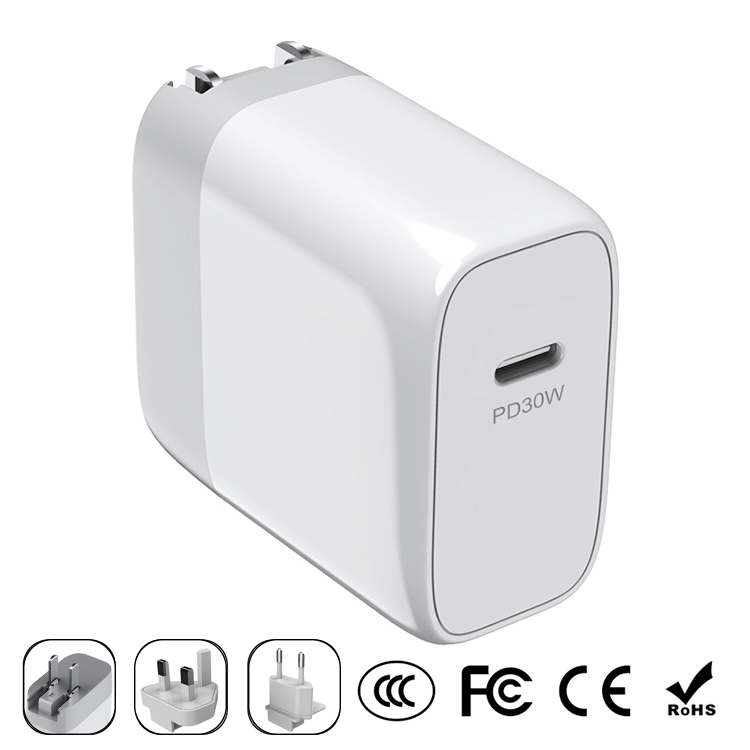 PD30W Wall Charger