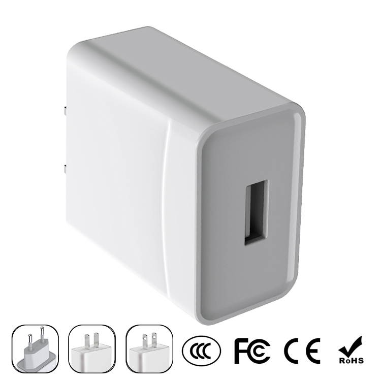 18W Multi-protocol Wall Charger